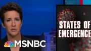 Months Into Coronavirus Crisis, Federal Response Has Not Improved | Rachel Maddow | MSNBC 5