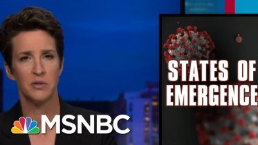 Months Into Coronavirus Crisis, Federal Response Has Not Improved | Rachel Maddow | MSNBC 6
