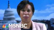 D.C. Mayor Enlists Michelle Obama In Coronavirus Response | Morning Joe | MSNBC 2