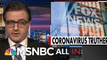 'Coronavirus Trutherism:' Chris Hayes On Fox News' Coronavirus Hypocrisy | All In | MSNBC 6