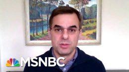 Rep. Amash On Potential Run For White House | Hallie Jackson | MSNBC 7