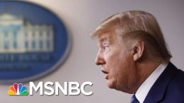 WH Warned In January Of Risks By Trade Adviser: Report | Morning Joe | MSNBC 1