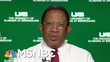 Coronavirus Death Toll Shines Light On 'Inequality' In Health Care For African Americans   MSNBC 2