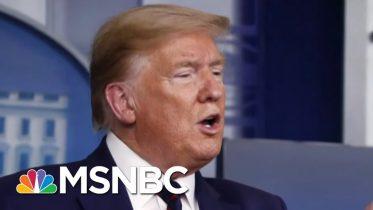 Robinson Says One Word Explains Why Trump Shouldn't Be POTUS | Morning Joe | MSNBC 6
