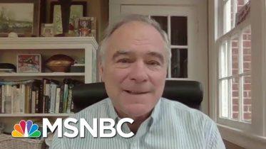 Letting States Go Bankrupt An 'Evil Option': Sen. Tim Kaine | Morning Joe | MSNBC 2