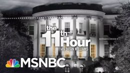 Watch The 11th Hour With Brian Williams Highlights: April 29 | MSNBC 7