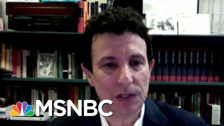 David Remnick: Trump Is A Distorting Machine For Information | Morning Joe | MSNBC 1