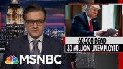 Chris Hayes On Trump's 'Desperate Search' For COVID-19 Scapegoat | All In | MSNBC 5