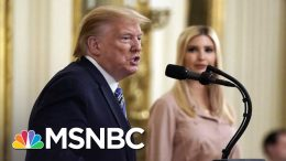 Even After 'Disinfectant' Uproar, Trump Can't Quit Talking To Reporters | The 11th Hour | MSNBC 8