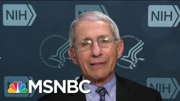 Federal Guidelines To 'Slow The Spread' Of Coronavirus Are Expiring. What Comes Next? | MSNBC 6