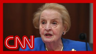 Madeleine Albright: Xi and Trump pushing each other's nationalism buttons 10