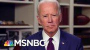 Biden On Allegation: No It Is Not True; It Never Never Happened | Morning Joe | MSNBC 2