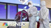 Despite Trump's Accusations, Intel Chief Concludes Coronavirus Not Created In Lab | MSNBC 5