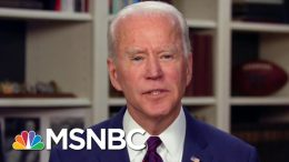 Chris Hayes Responds To Biden Assault Denial And #FireChrisHayes | All In | MSNBC 2