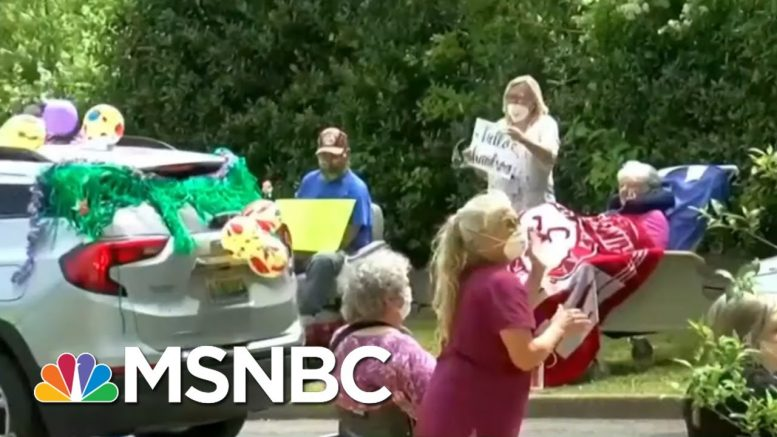 Know Where COVID-19 Is Taking The Most Lives In Your Community | Rachel Maddow | MSNBC 1