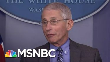 White House Allows Fauci To Testify Before The Senate, But Not The House | MSNBC 6