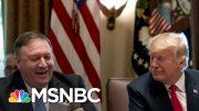 Trump Again Criticizes China For Coronavirus Response   Deadline   MSNBC 4