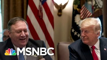 Trump Again Criticizes China For Coronavirus Response   Deadline   MSNBC 6
