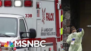 Models Predict Rise In Cases, Deaths In Coming Weeks | Morning Joe | MSNBC 6