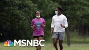 U.S. Is In For A Bumpy Ride With Virus, Says Doctor | Morning Joe | MSNBC 4