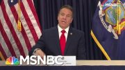 Cuomo Criticizes Trump For Calling New York's Request For Federal Help A 'Bailout' | MSNBC 2