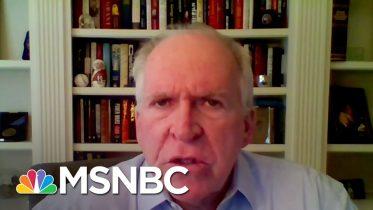 John Brennan: HHS Official's Whistleblower 'Should Make Everyone's Blood Boil'   MSNBC 6