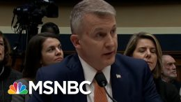 Dr. Bright Files Whistleblower Complaint Alleging Virus Warnings Were Ignored | Deadline | MSNBC 4