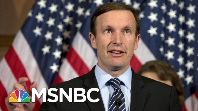 Sen. Murphy On Comparisons Between Coronavirus And Gun Violence In U.S.   All In   MSNBC 1