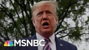 Triggered Trump Rages Over Ad Blasting His Coronavirus Response | The 11th Hour | MSNBC 3