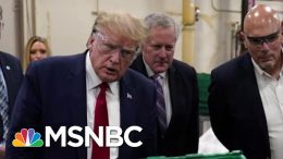 How Trump's Erratic Behavior Puts Americans At Risk | Morning Joe | MSNBC 3