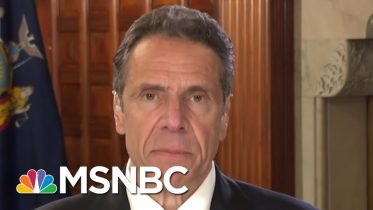 Cuomo On COVID-19: 'This Is Still A Developing Situation And We Don't Know All The Facts'   MSNBC 6