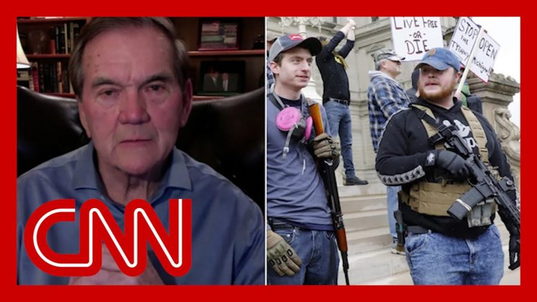 Ex-Bush official says lockdown protesters are not heroes 1