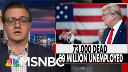 Chris Hayes: The White House Has A Plan. It Just Doesn't Involve You Or Me. | All In | MSNBC 4