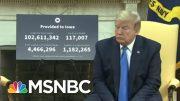 Trump Makes Odd Choice Of Iowa For Coronavirus Success Narrative | Rachel Maddow | MSNBC 4