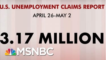 33 Million Americans File For Unemployment In 7 weeks | Morning Joe | MSNBC 6