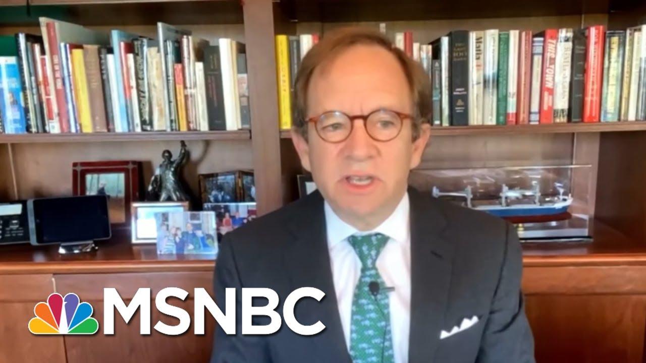 Steve Rattner: Income Inequality Factors Into Unemployment Crisis   Morning Joe   MSNBC 1
