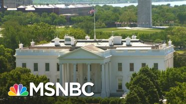 COVID-19 Positive White House Valet Served President His Meals | Andrea Mitchell | MSNBC 6