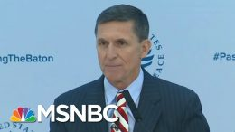 Justice Department Asks Judge To Drop Michael Flynn Prosecution | MSNBC 5