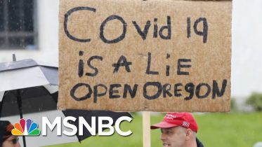 Coronavirus Conspiracy Theories Are Ravaging ERs, And Doctors Are Fed Up | All In | MSNBC 10
