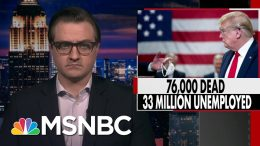 Chris Hayes: Trump's Solution To Every Problem Is To Lie | All In | MSNBC 9