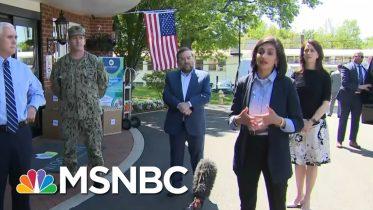Trump Admin Looks To End Cruelty Of Nursing Home COVID-19 Secrecy | Rachel Maddow | MSNBC 6