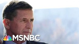 Figliuzzi: Trump DOJ Grossly Distorted Facts In Call To Drop Flynn Case | The 11th Hour | MSNBC 6