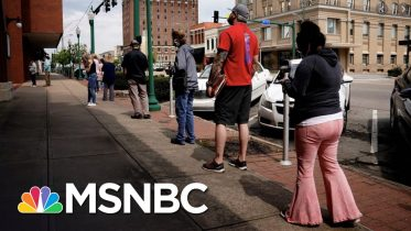 Coronavirus Pandemic Leaves Over 33,000,000 Jobless In U.S. | The 11th Hour | MSNBC 6