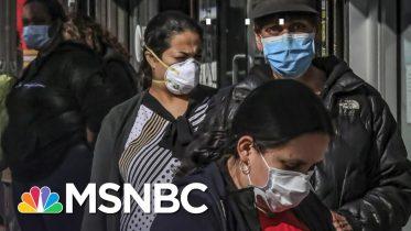 Minority Communities Suffering More From Coronavirus Pandemic | The 11th Hour | MSNBC 6