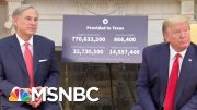 Governors Disregard WH Guidelines In Reopening: AP | Morning Joe | MSNBC 5