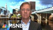 CT Gov: 'Nobody' Happy With Federal COVID Response | Hallie Jackson | MSNBC 3