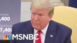 Trump Calls Flynn A Hero After DOJ Drops Charges | Morning Joe | MSNBC 4
