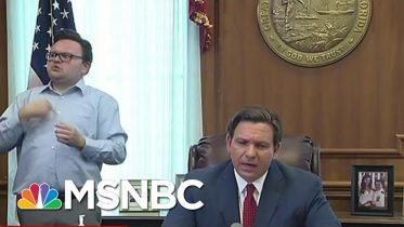 More Governors Issuing Stay-At-Home Orders | Morning Joe | MSNBC 6