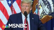 Trade Adviser Reportedly Warned Of Pandemic Risks In January | Deadline | MSNBC 5