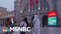Global Virus Cases Pass 1.6M Amid Fears Of Second Wave Of Outbreaks | Morning Joe | MSNBC 8